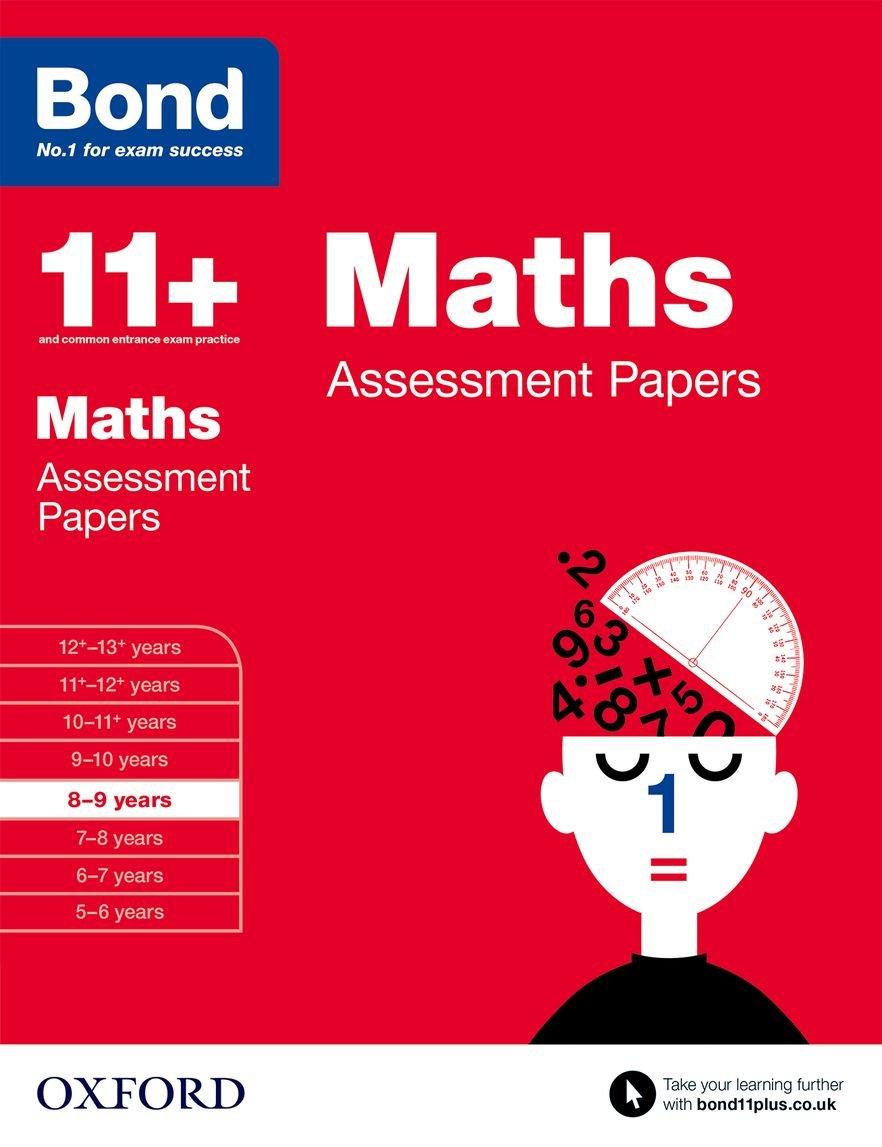 Bond 11+: Maths: Assessment Papers ebook