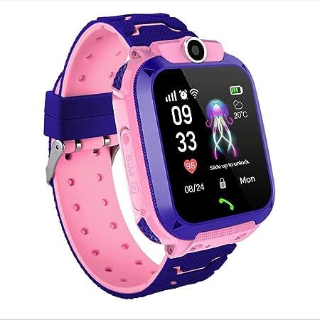 Smartwatch Para Niños Pantalla Táctil De 1.54 Pulgadas 2019 Nuevo Reloj Inteligente Para Niños, Teléfono Con Reloj Inteligente Q12B Lbs A Prueba De ...