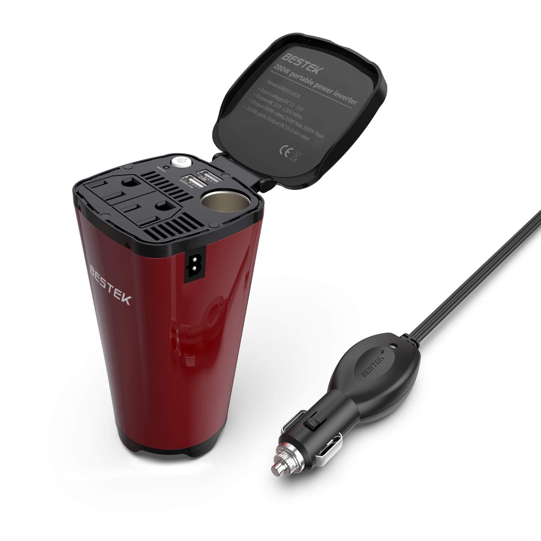 BESTEK 200W Car Power Inverter