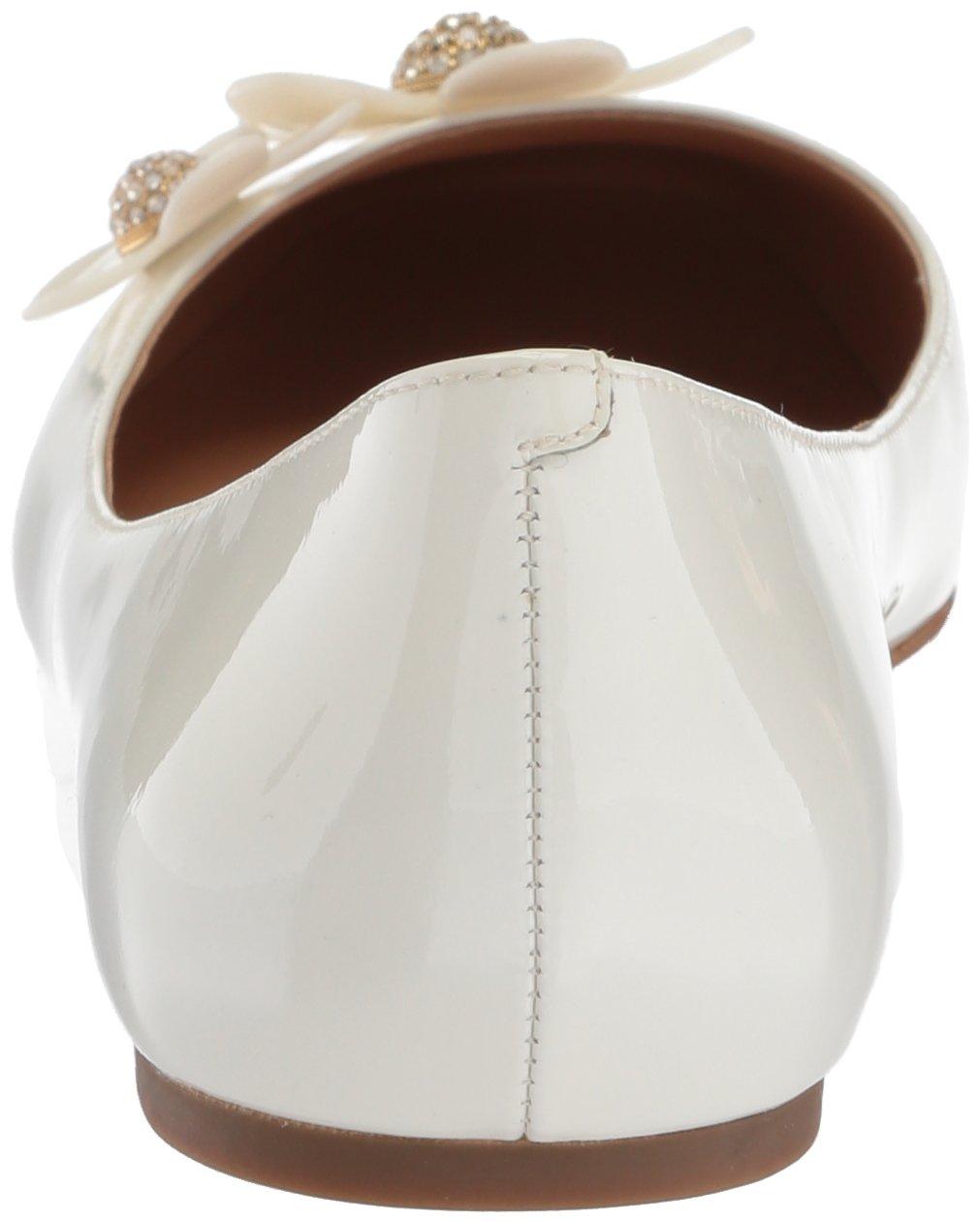 Marc Jacobs Women's Daisy Ballerina Ballet Flat B075Y6T8GJ 40 M EU (10 US)|White