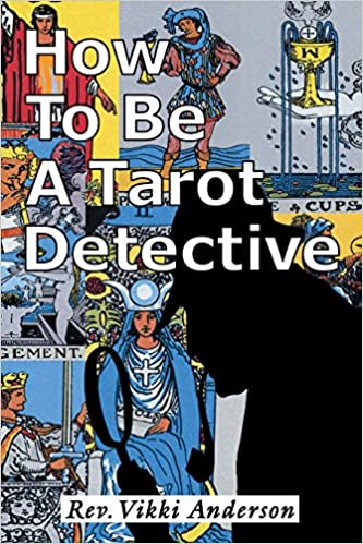 Book How to be a Tarot Detective