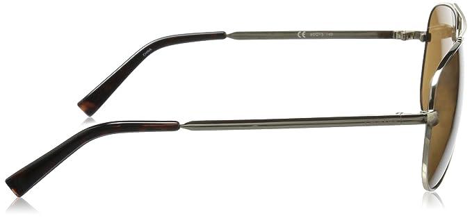 Calvin Klein Unisex-Adult R159S Aviator Sunglasses