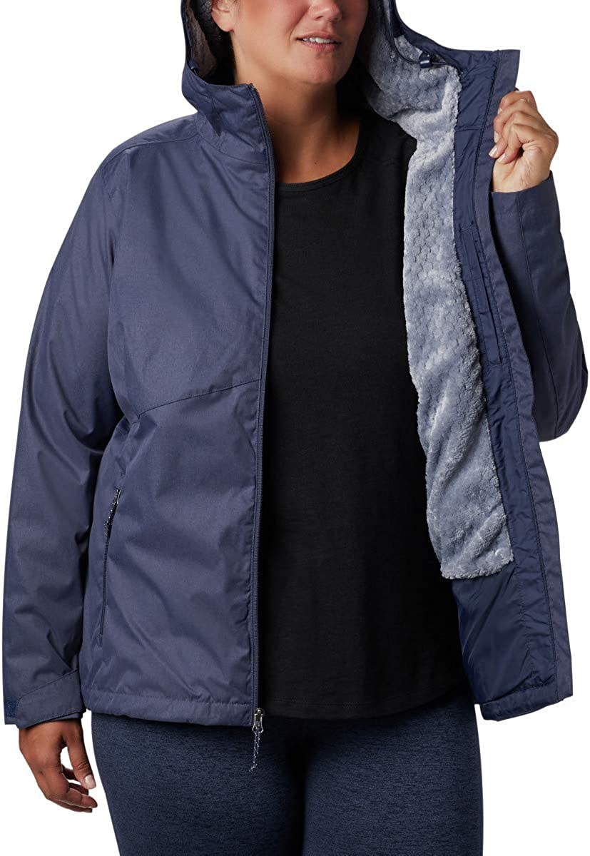 Columbia womens Rainie Falls Jacket Insulated Jacket