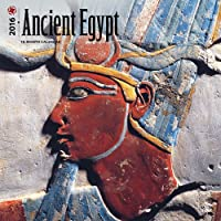 Ancient Egypt 2016 Square 12x12 Wall Calendar