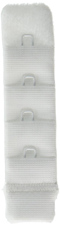 Dritz Soft Bra-Back Extender-White-3/4-Inch 56610-9