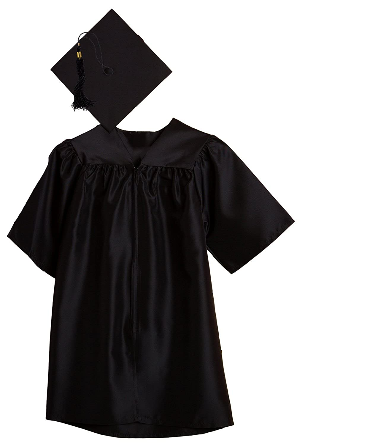 39409b39e83 Amazon.com  Jostens Child Size Graduation Cap And Gown Package  Clothing