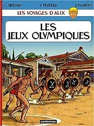 Les voyages d'Alix : Les Jeux Olympiques dans l'Antiquité