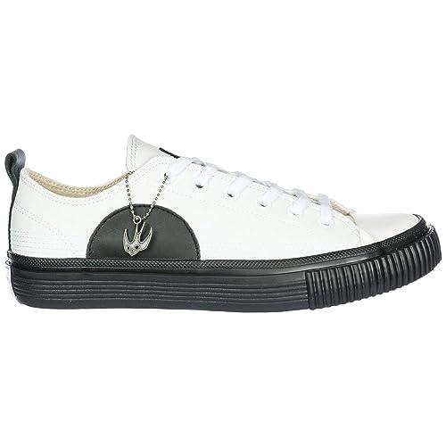 sports shoes d294d 119c0 McQ Alexander McQueen Men's Shoes Leather Trainers Sneakers ...