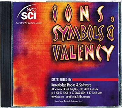 Neo/SCI 13-2055 Ions, Symbols and Valency CD-ROM, Network License
