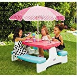 L.O.L. Surprise! Birthday Party Table with Umbrella