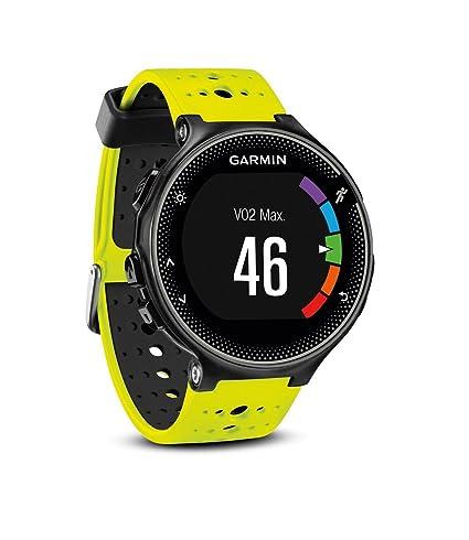 Reloj Garmin Forerunner 235WHR (Medidor de Frecuencia Cardíaca en la muñ