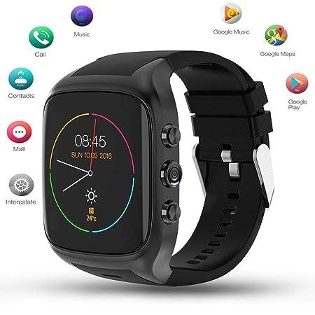 Meteor fire 4G GPS Smart Watch, SIM/WiFi Bluetooth Sport Podómetro ...