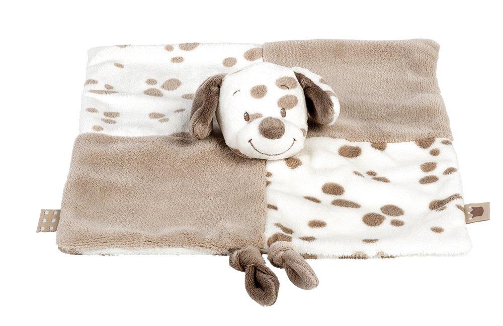 Nattou Crown Max The Dog Doudou Security Blankets 777193