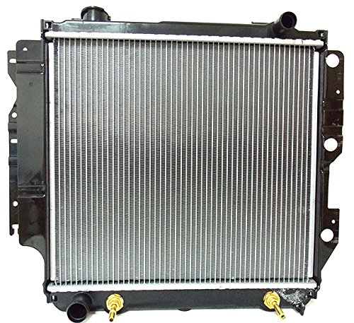 1682 RADIATOR FOR JEEP FITS WRANGLER 2.4 2.5 4.0 4.2 L4 4CYL V6 6CYL