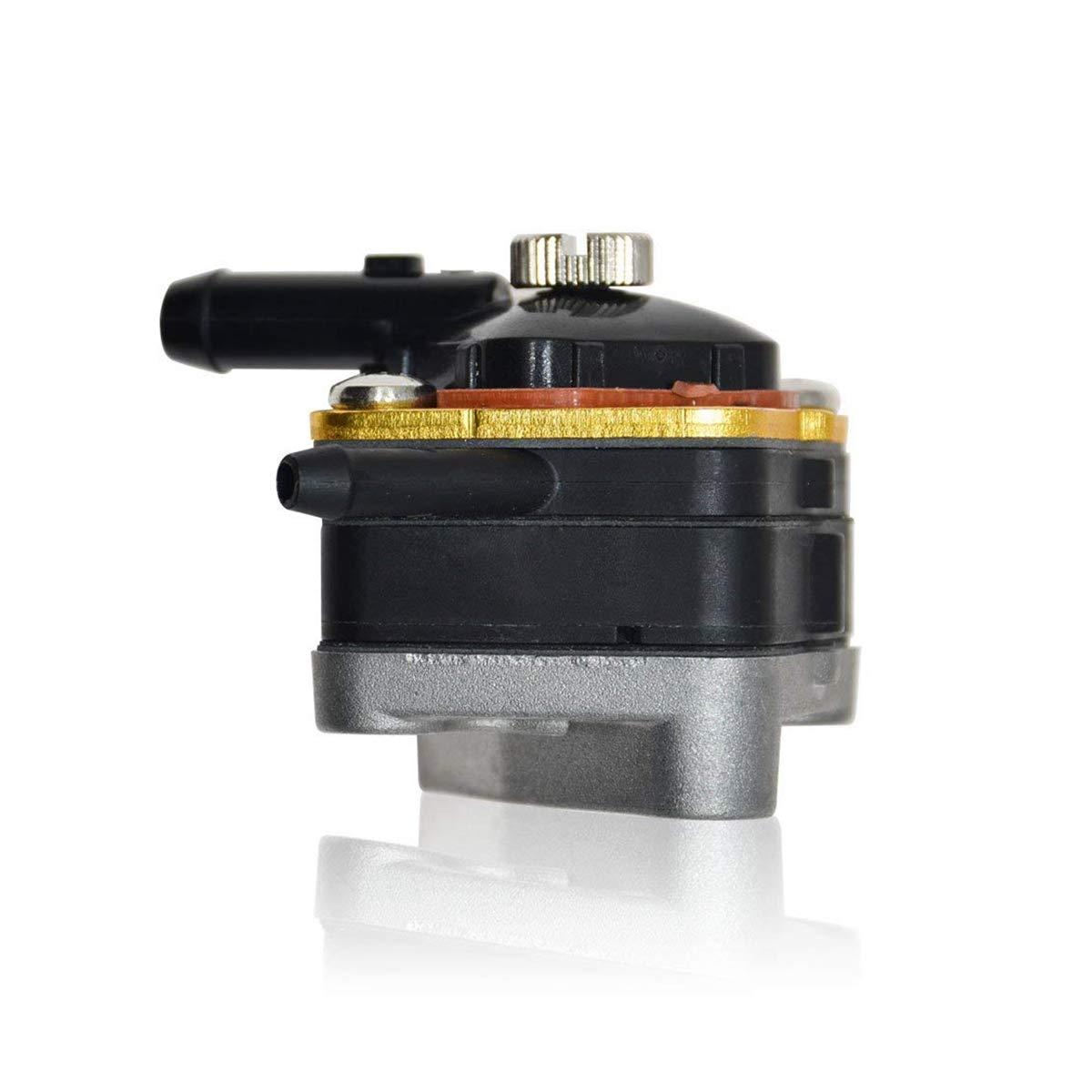 Amhousejoy 18-7350 Fuel Pump Fits Johnson Evinrude 397839 391638 397274 395091 6hp 8hp 9.9hp 15hp Engine Motor Includes Gasket Fuel Parts