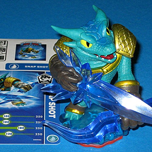 Skylanders Trap Team: Trap Master Snap Shot Individual Character - New In Bulk Packaging ()