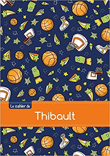 Livres gratuits en ligne CAHIER THIBAULT BLANC,96P,A5 BASKETBALL pdf