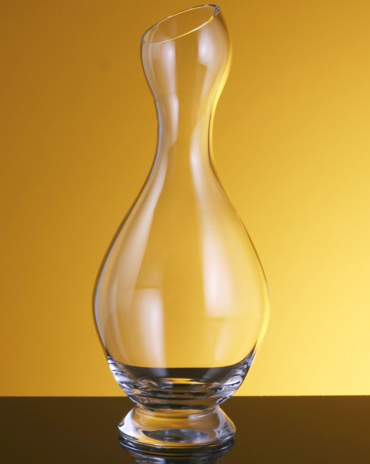 Bottega del Vino Crystal Decanter America, 750 Milliliter by Bottega del Vino