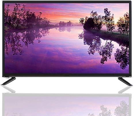 Smart TV de 32 Pulgadas, 1366 * 768 USB/AV//HDMI/RF/WiFi LCD HDR ...