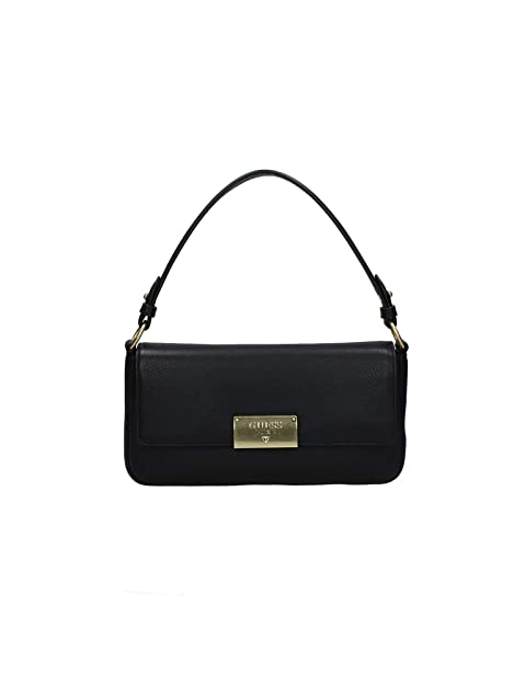 Guess HWGODNL8121 Hobo Bolso Mujer negro UNICA