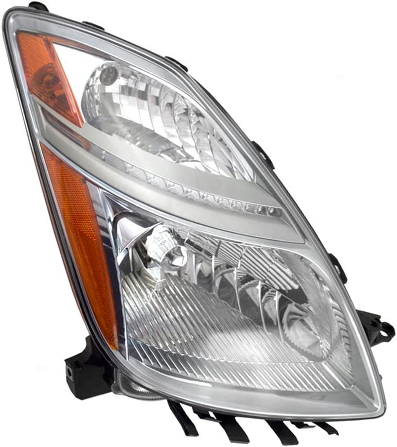 Drivers HID Headlight Headlamp Replacement for Toyota 81185-47170