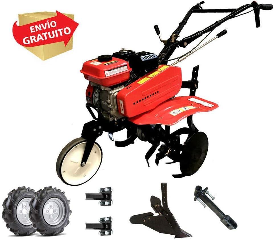 SAKAWA Motoazada Motocultor 7CV 2v mas una con Accesorios