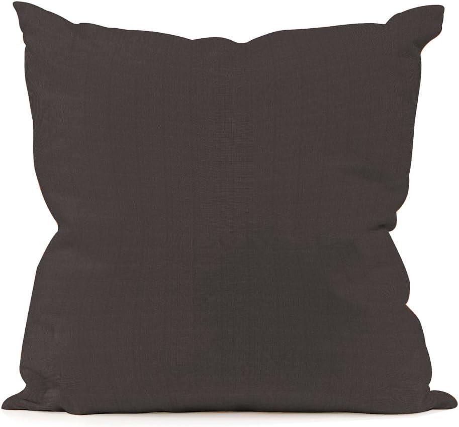 Amazon Com Howard Elliot 20 X 20 Pillow Seascape Charcoal 20 X 20 Inch Home Kitchen