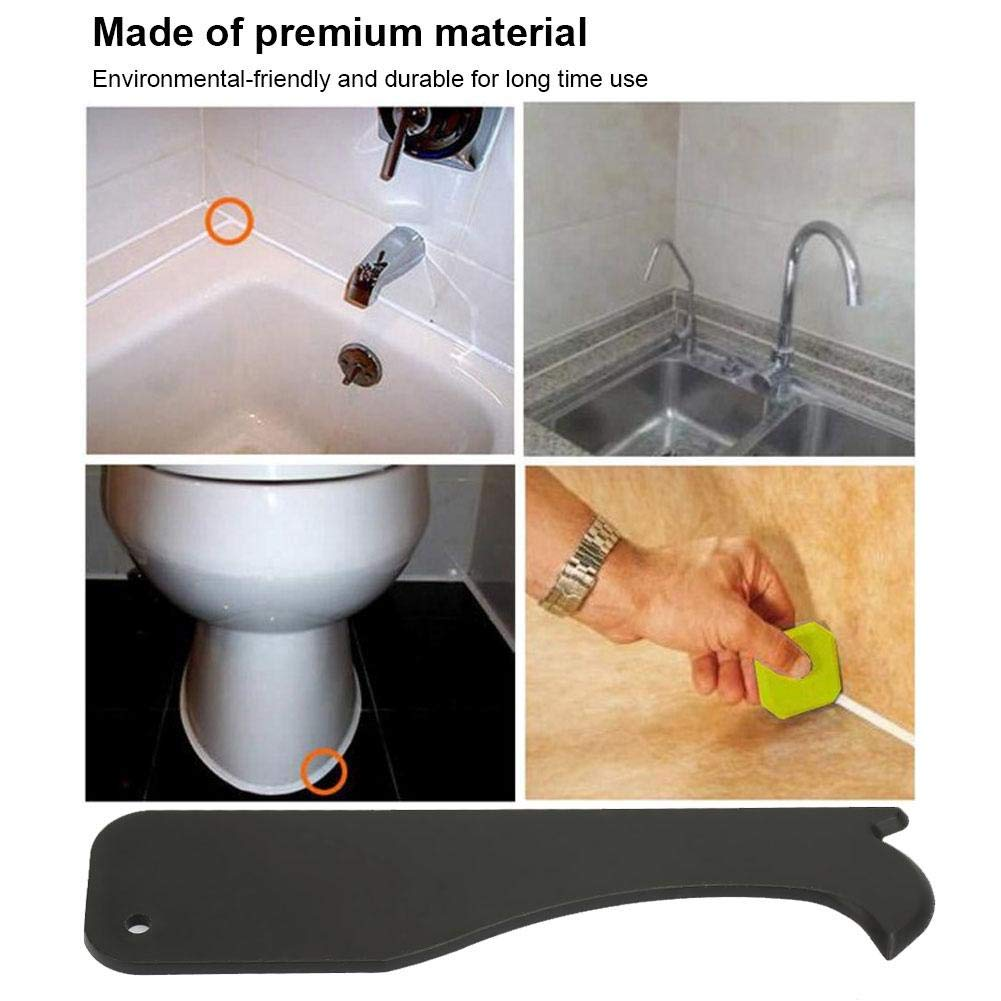 Samfox Silicone Grout Remover Sealant Caulking Tool Smoother Finisher Scraper Cleaner Tool Kit