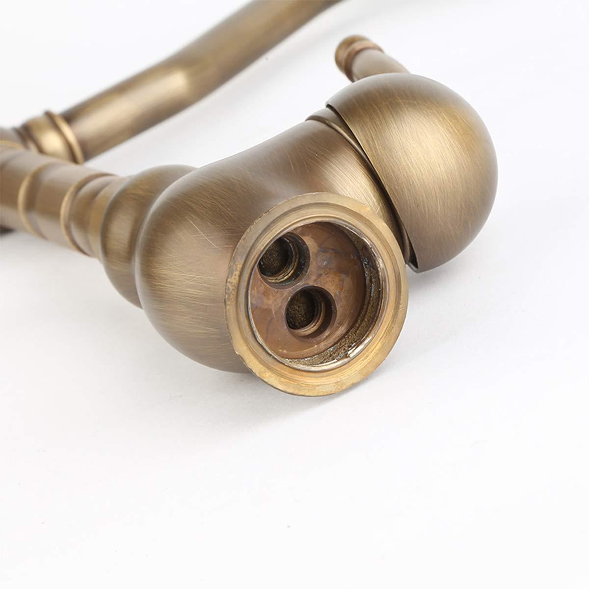 color bronce envejecido Grifo mezclador para fregadero de cocina OUNONA