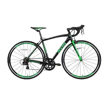 Kehuitong Bicicleta de Carretera, Cuadro de Aluminio, Shimano 14 ...