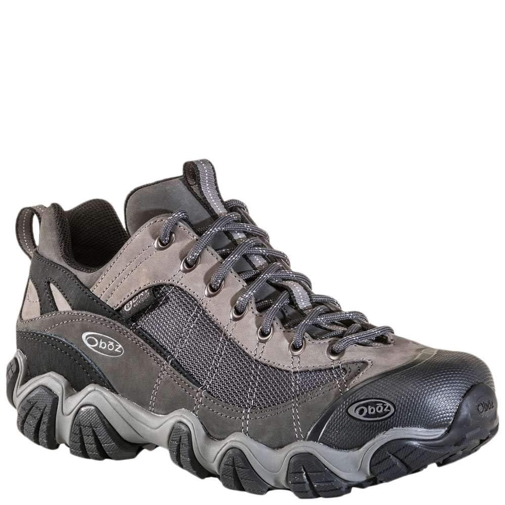 c74e0d7ae9f Oboz Firebrand II B-Dry Walking Shoes - SS19: Amazon.co.uk: Shoes & Bags