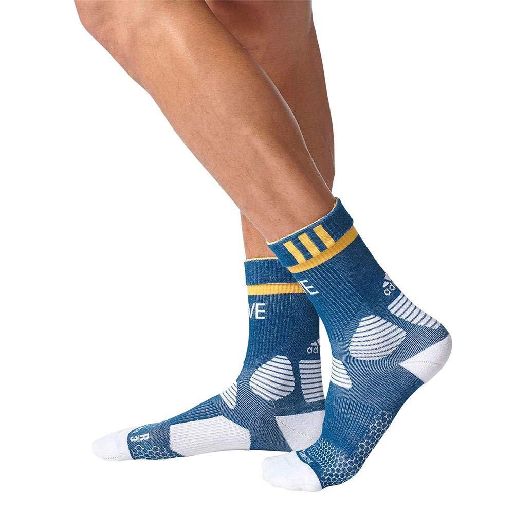 Adidas Juventus TRG, Calze Unisex Bambini, Blu (Azunoc/Bianco), 34/36 BR6992