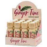 Ginger Time Ginger Shots - Ginger with Citrus