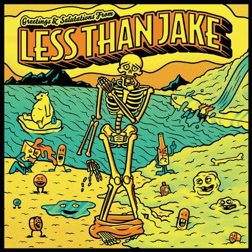 Greetings salutations by less than jake on amazon music amazon greetings salutations m4hsunfo