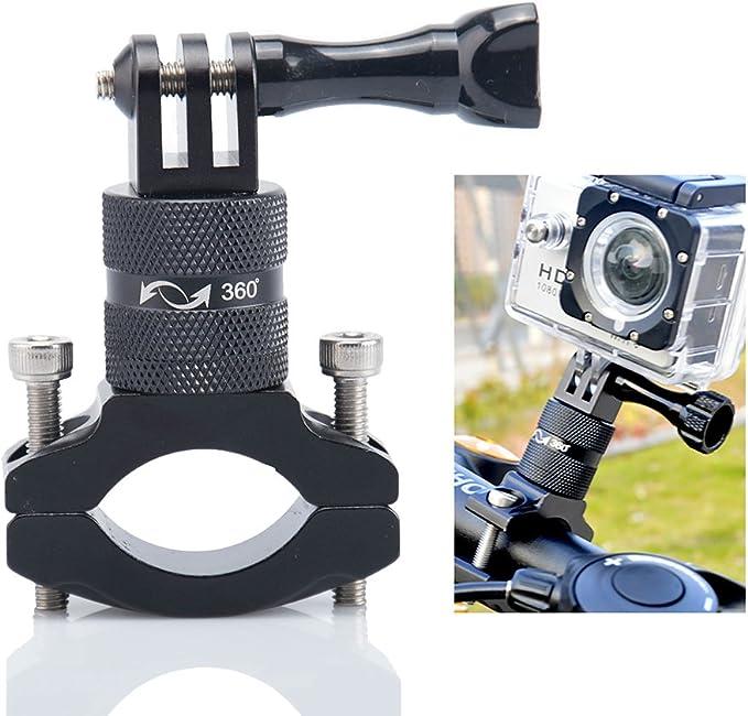 Lammcou Gopro Fahrrad Halter Halterung Metall Kamera