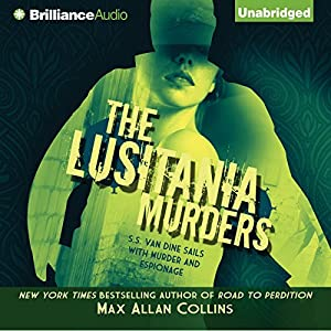 The Lusitania Murders Audiobook