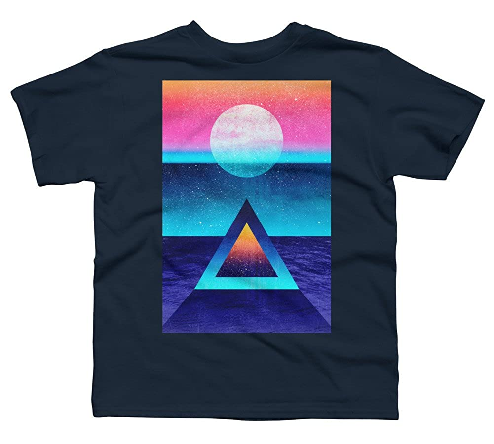 Amazon Exploring New Dimensions Boys Youth Graphic T Shirt