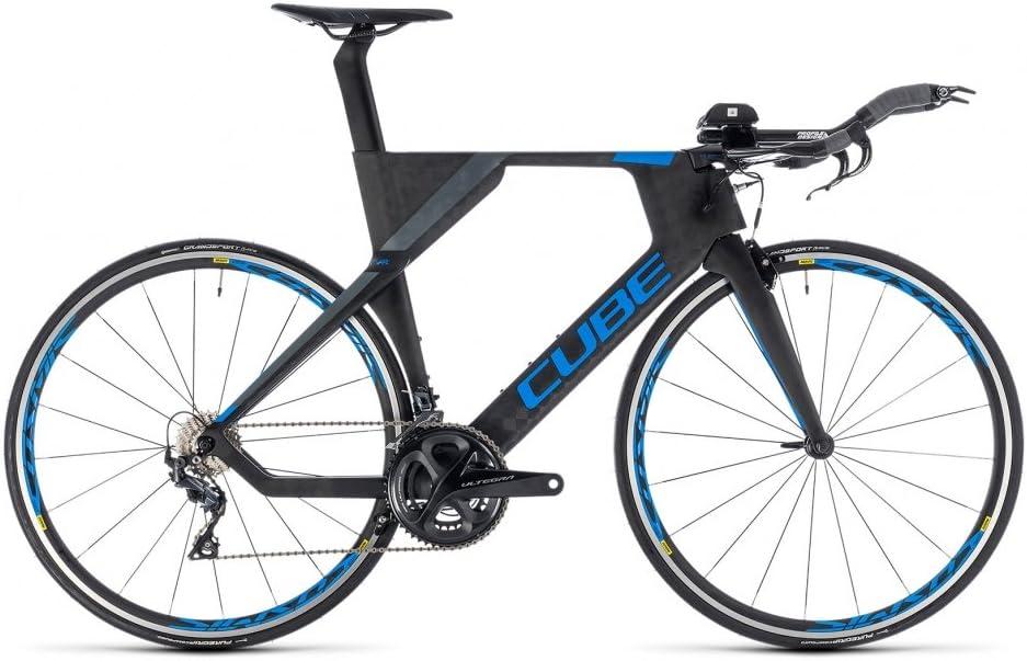 Bicicleta de triatlón Cube Aerium Race carbon N Blue 2018 – L ...