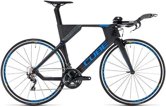 Bicicleta de triatlón Cube Aerium Race carbon N Blue 2018 – L: Amazon.es: Deportes y aire libre