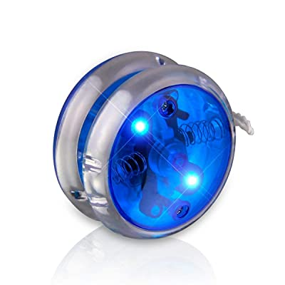 blinkee Blue Yo Yo Flashing Light Up Toys by: Toys & Games