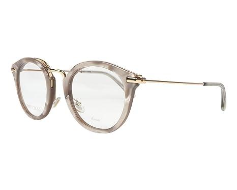 8fd491de2d32 Jimmy Choo frame (JC-204 Y9A) Metal - Plastic Gold Copper - Marble ...