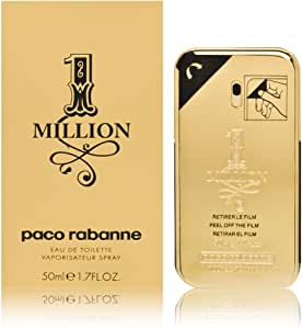Paco Rabanne One Million Eau de Toilette Spray, 50ml