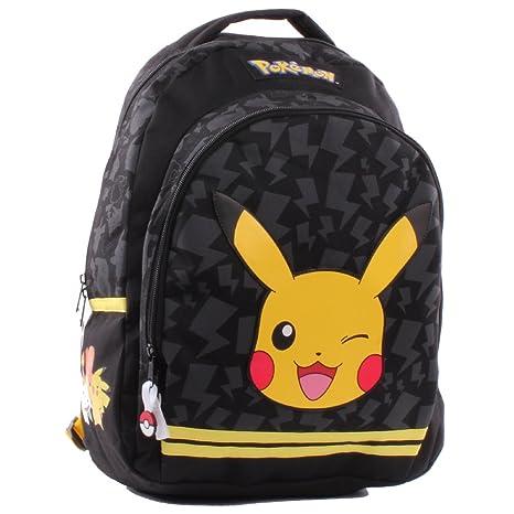 pikachu 160-7994 Pokemon Stronger - Mochila (44 cm, tamaño grande)