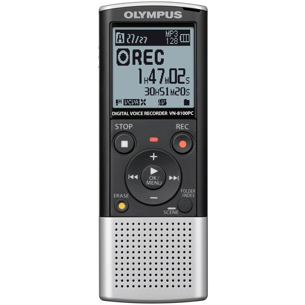olympus 142600 vn 8100 digital voice recorder amazon ca electronics rh amazon ca Olympus WS 700M Digital Voice Recorder Manual Online User Manual Olympus Digital Voice Recorder WS-510M