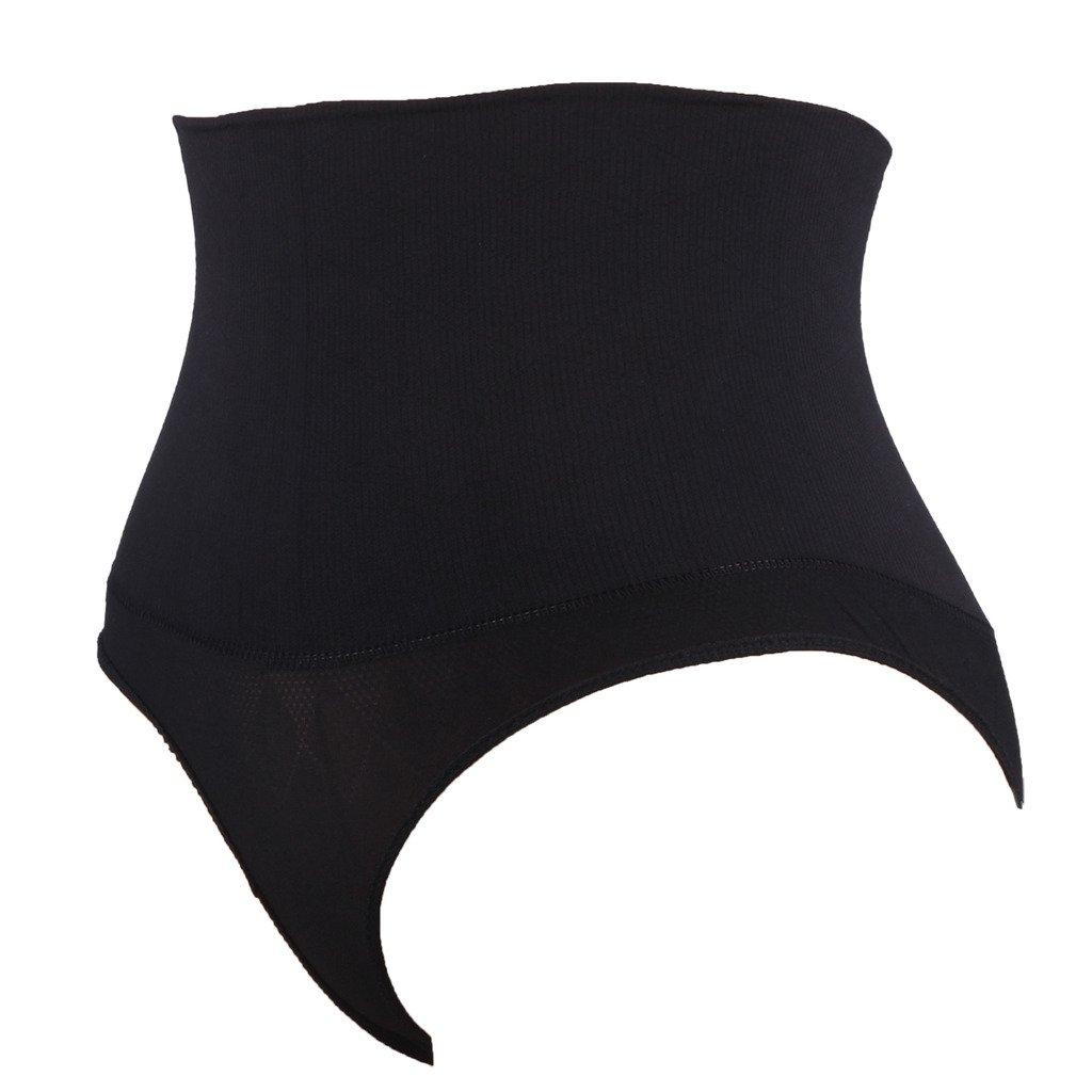 2bd4df3260 SAYFUT Women Waist Cincher Girdle Tummy Slimmer Sexy Thong Panty Shapewear    Lingerie   Clothing