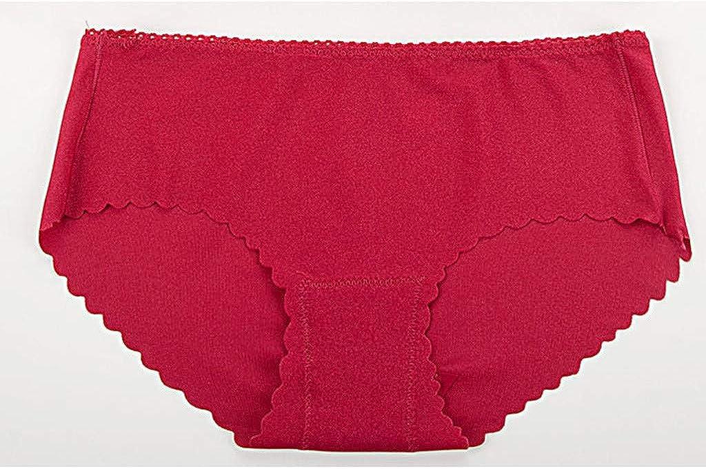 Womens Everyday Basic Comfort Lightly Padded Plunge T-Shirt Bra Set Panties