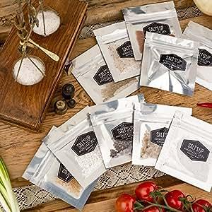 Salt'sUp Gourmet Salt tasting set '12 salts'