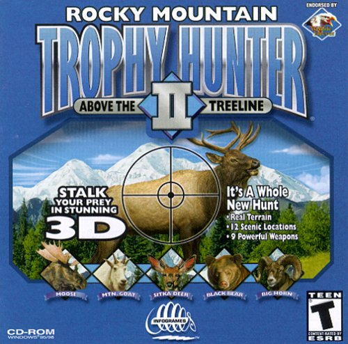 (Rocky Mountain Trophy Hunter 2: Above the Treeline (Jewel Case) - PC)