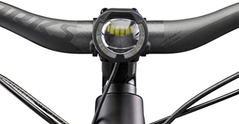 Lupine sl s yamaha e bike luce anteriore stvzo nero
