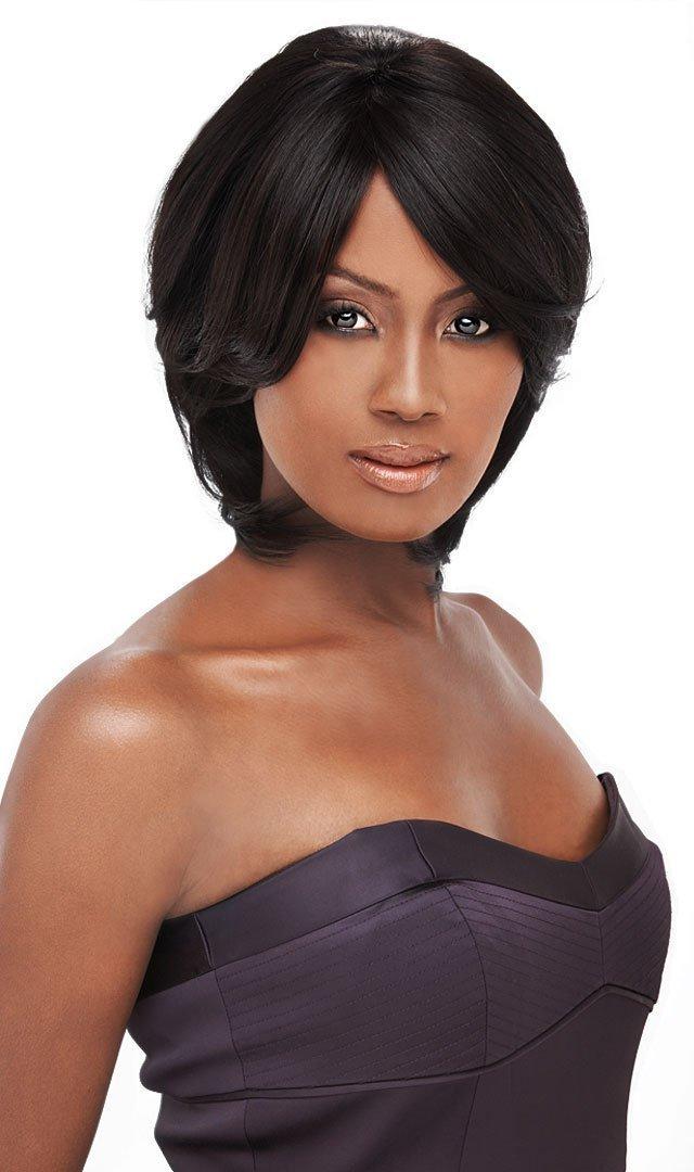 Amazon Outre Premium Duby 100 Human Hair Wvg 1 Black Hair